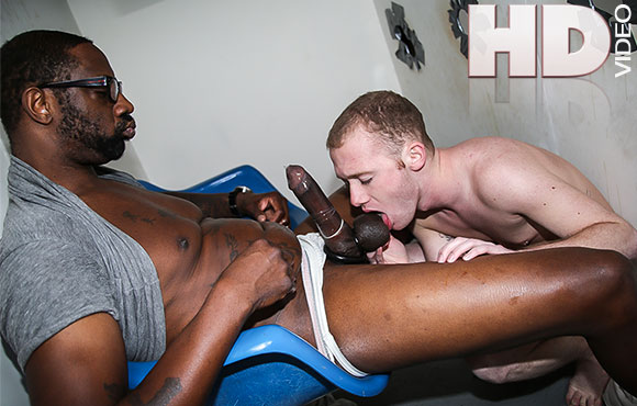 Aiden Connors Interracial Gay Sex
