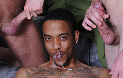 Cute Cameron Jr Perry Gay Fucked Bareback