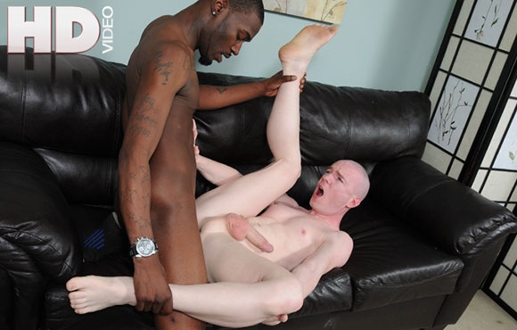 Jesse Idol and Steel Interracial Gay Sex