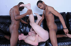 Cute Sam Tyson Gay Fucked Bareback